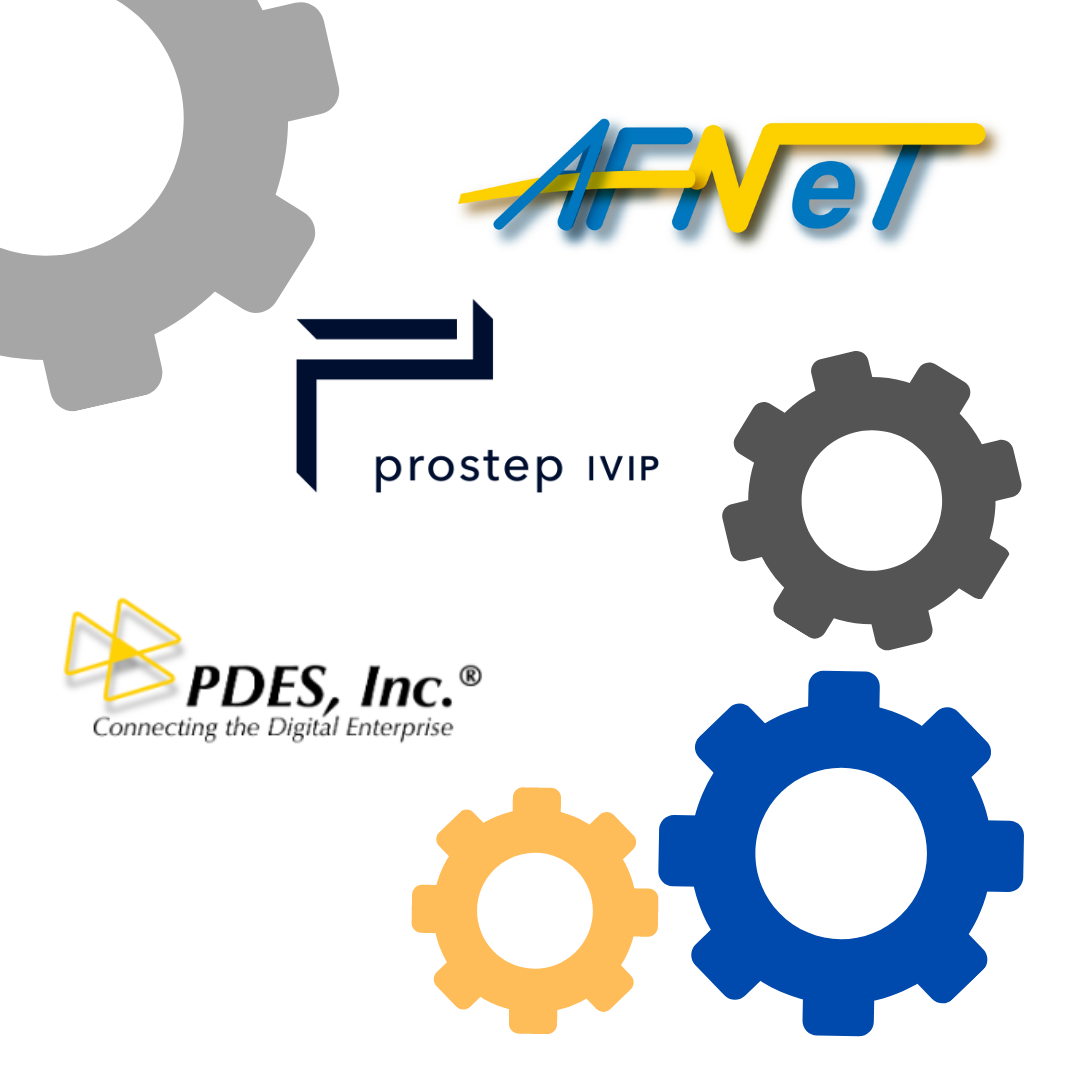 Signature MoU AFNeT, prostep ivil et PDES, Inc.